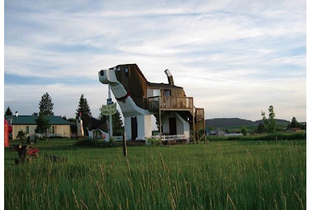 Dog Bark Park Inn