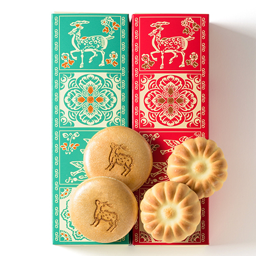 本家菊屋の「奈良老舗和菓子セット・まほろば」
