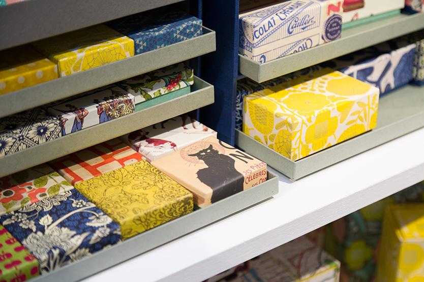 プレゼントにぴったりな、BOX&NEEDLEの「紙製ジュエリーボックス