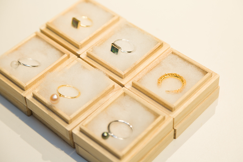hatsuyumeの「指輪」