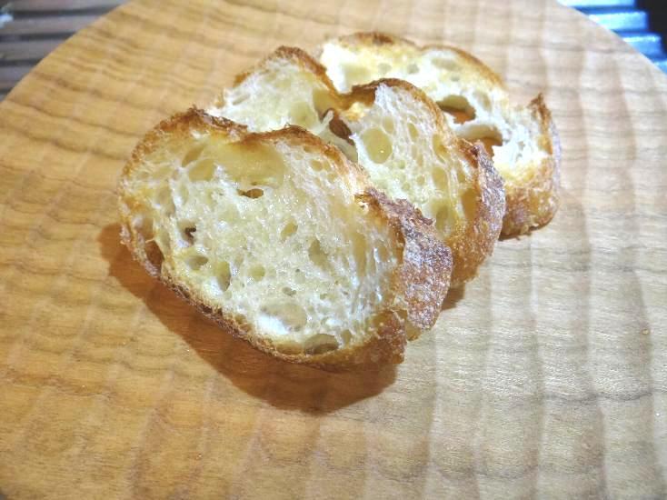 ふたば工房のパン皿