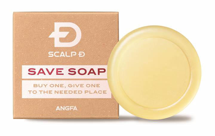 SAVE SOAPプロジェクト