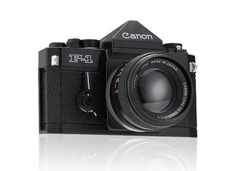 キヤノンのミニチュアカメラUSBメモリー F-1 16GB