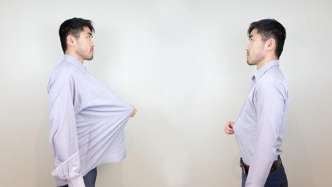 洋服のサイズを簡単に調節できるアイテム