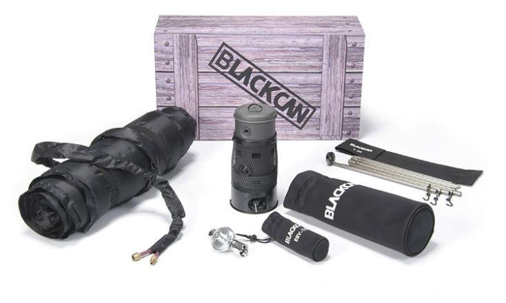 EURO Blackcan Heat Camping Mat