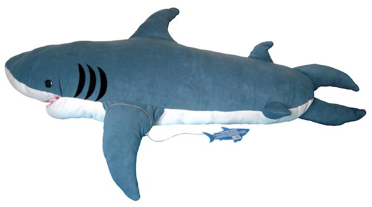 サメの寝袋 もちふわバージョン