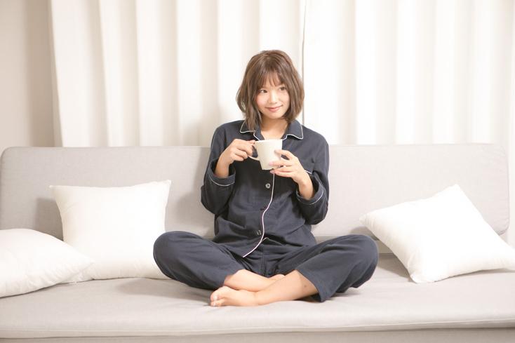 睡眠の悩みにサヨナラするパジャマ