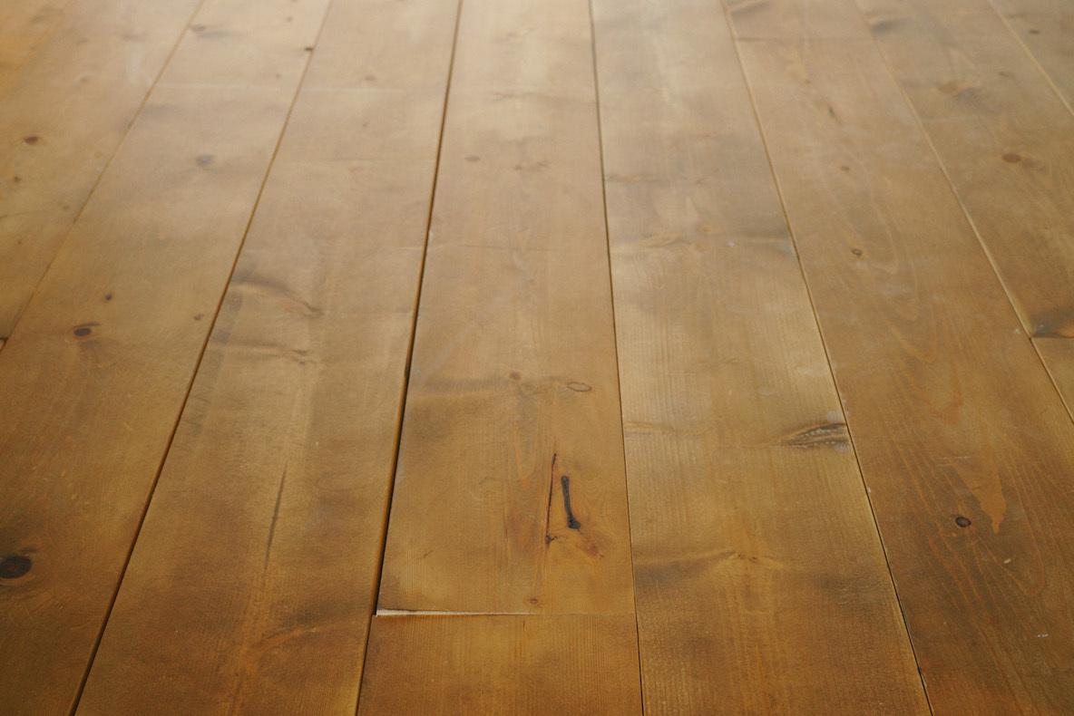 木造一軒家をセルフリノベ