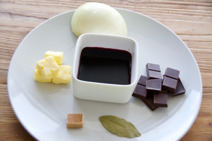 濃厚チョコレートソースのレシピ