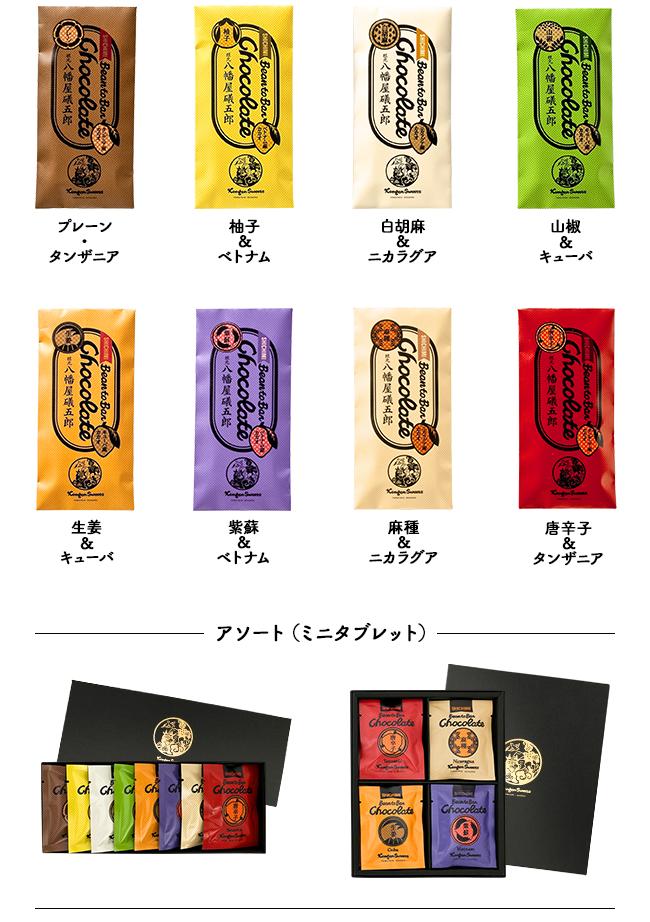 パッケージもインパクト大「七味Bean to Bar Chocolate」