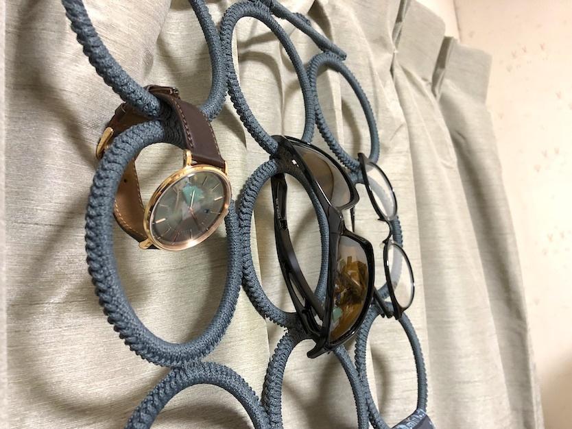 メガネや腕時計