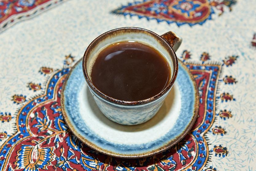 コーヒールンバ平岡佐智男さんに聞く、初心者向けの美味しいコーヒーの入れ方