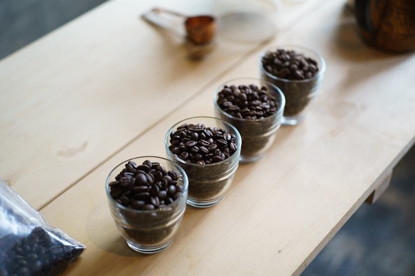 ケニア産の豆は、コーヒーのプロが好む香り