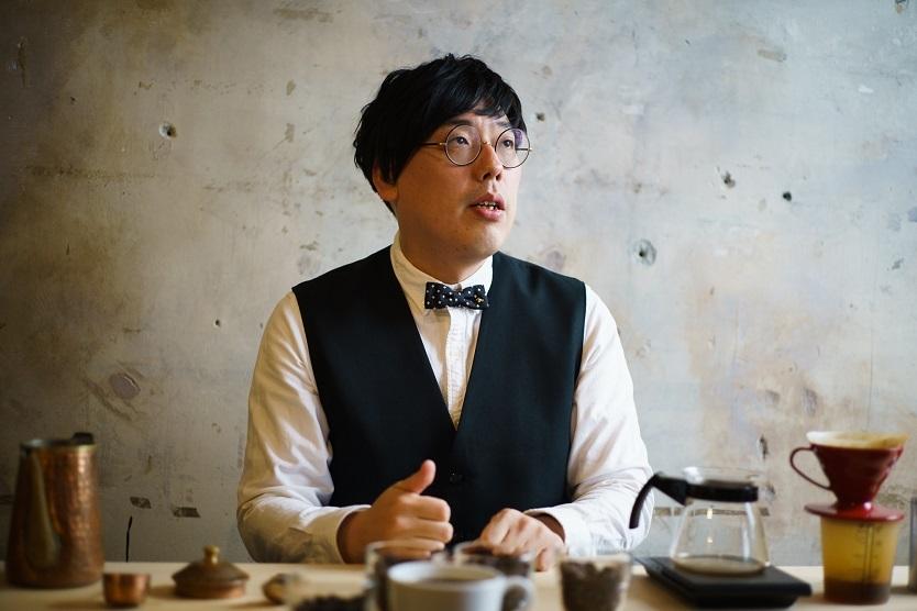 平岡さんはあらゆるシーンでコーヒーを楽しむ生活を送っているそう