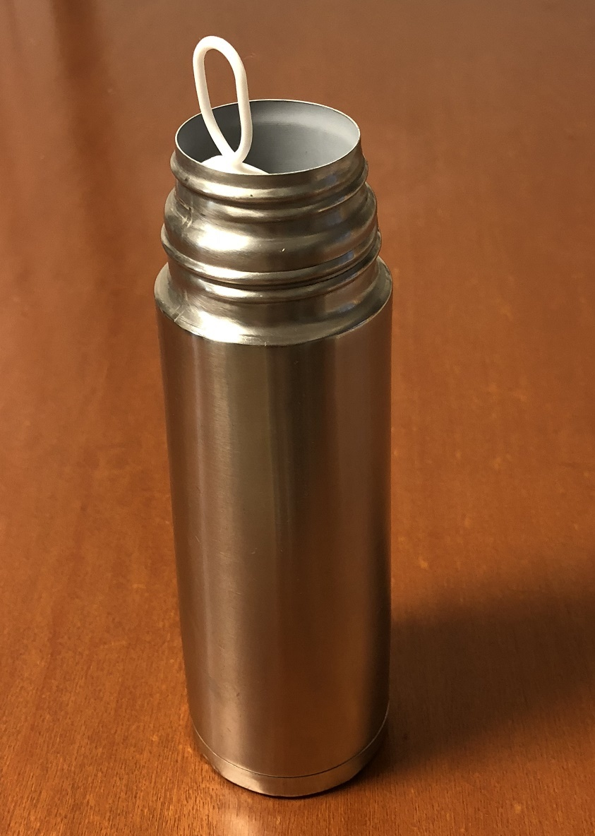 エコカラットのボトル乾燥スティック