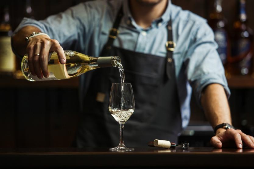 餃子×白ワイン