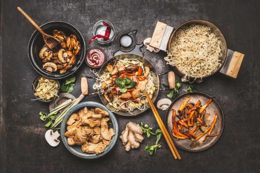 中華料理とワインという新しい合わせ方