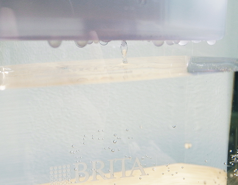 BRITAの浄水ポット