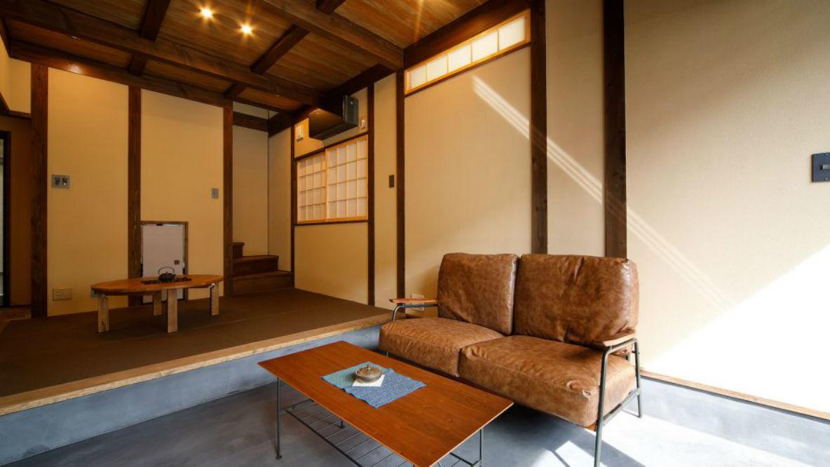 16坪しかない京都の家が、ミニマルな豊かさを教えてくれる