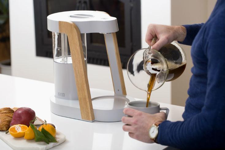 ポートランド生まれのコーヒーメーカーは、キッチンの風景までも変えてくれそう