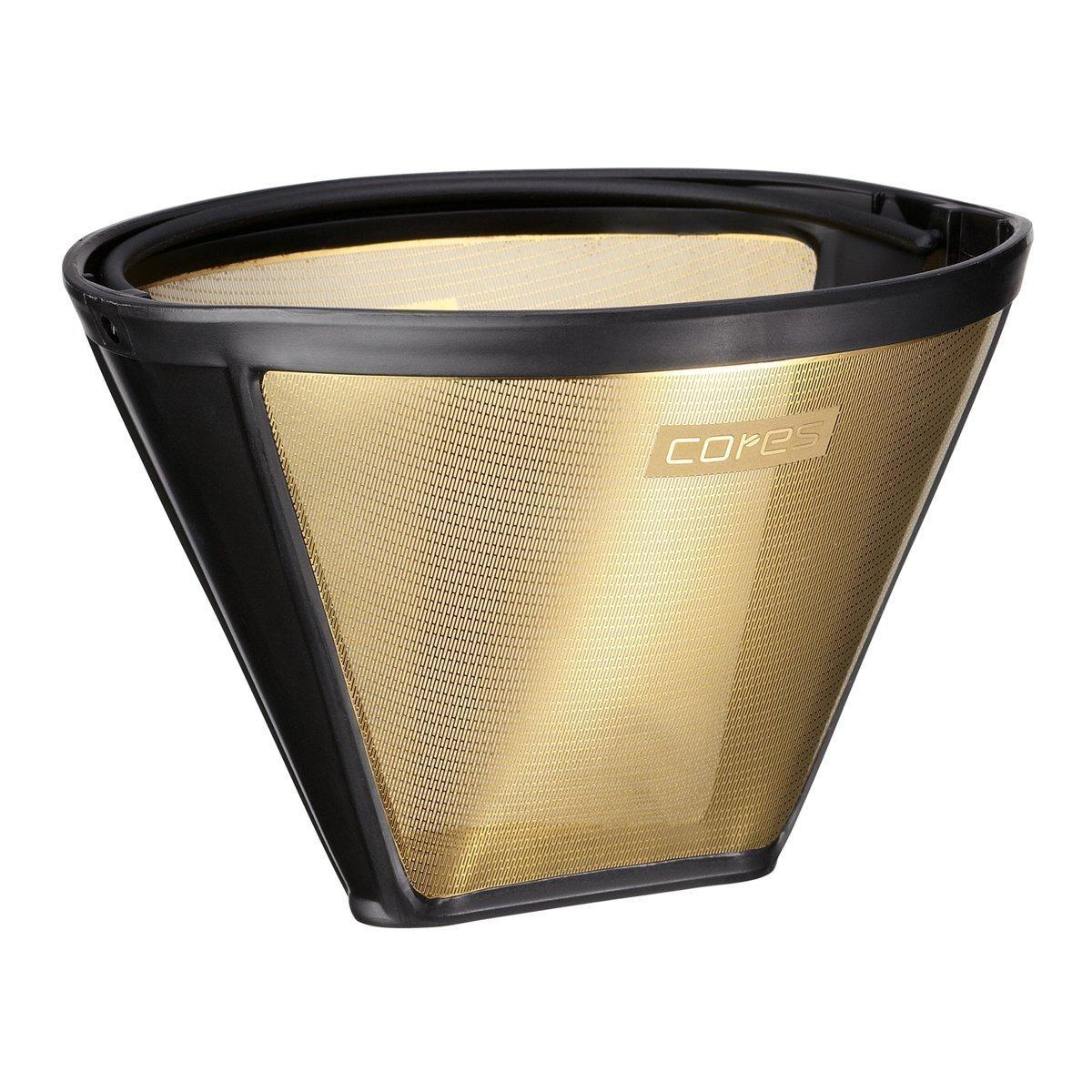 「コレス」のゴールドフィルター