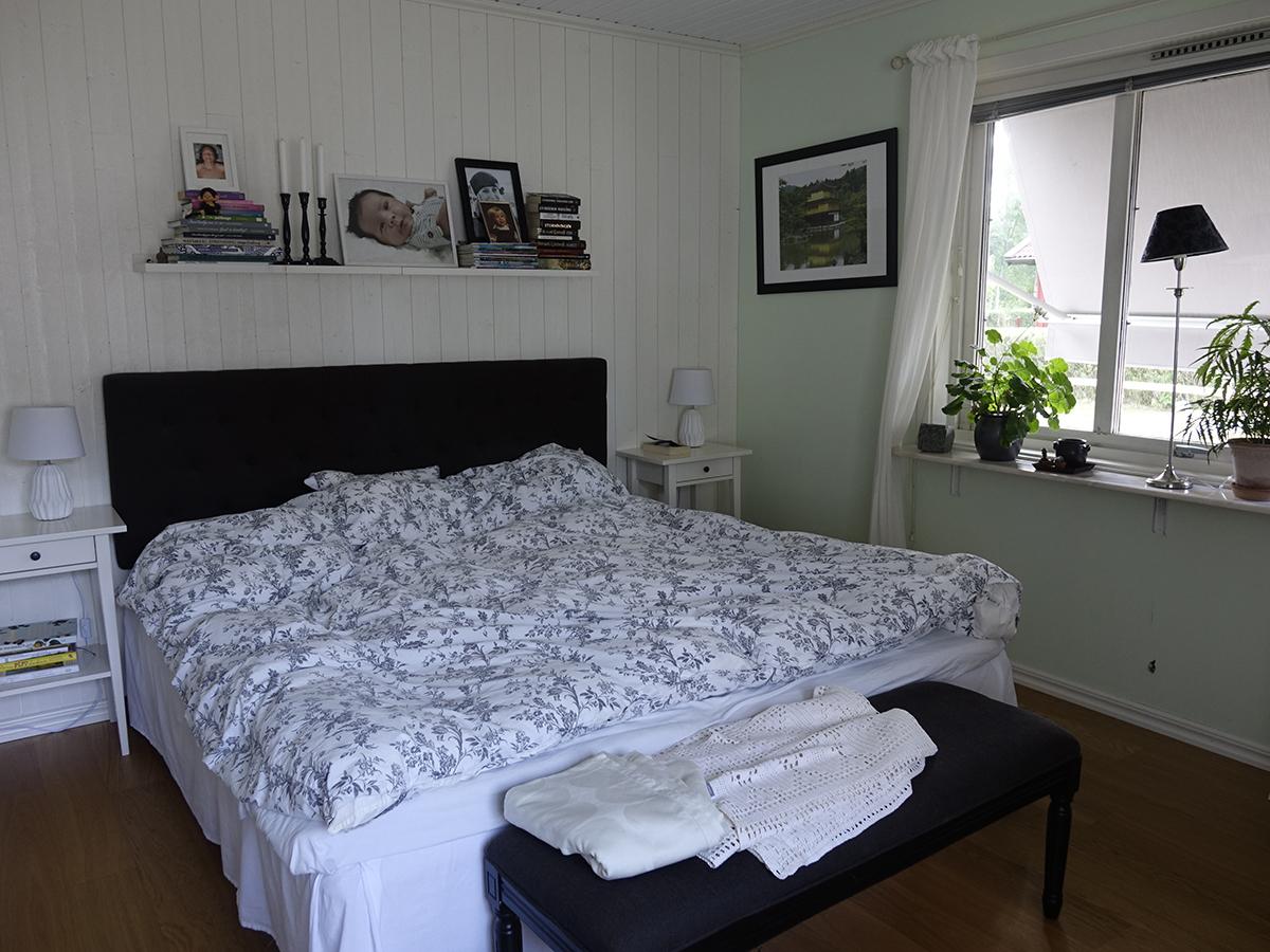 スウェーデンイケアの写真の家