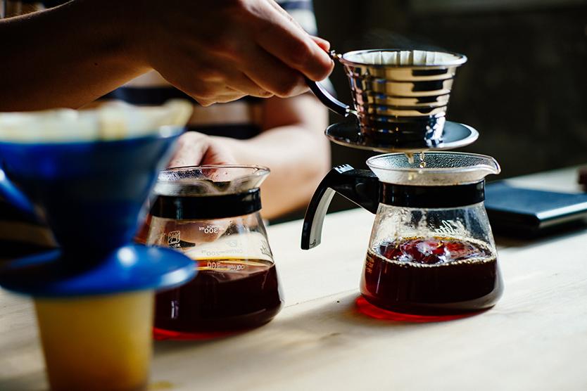 コーヒードリッパーの選び方