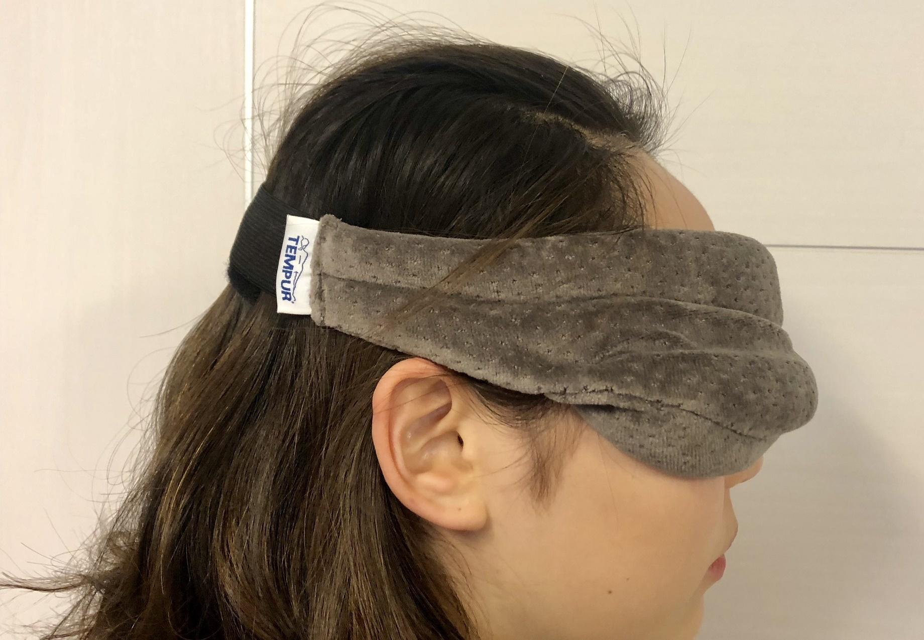 テンピュールのスリープマスク