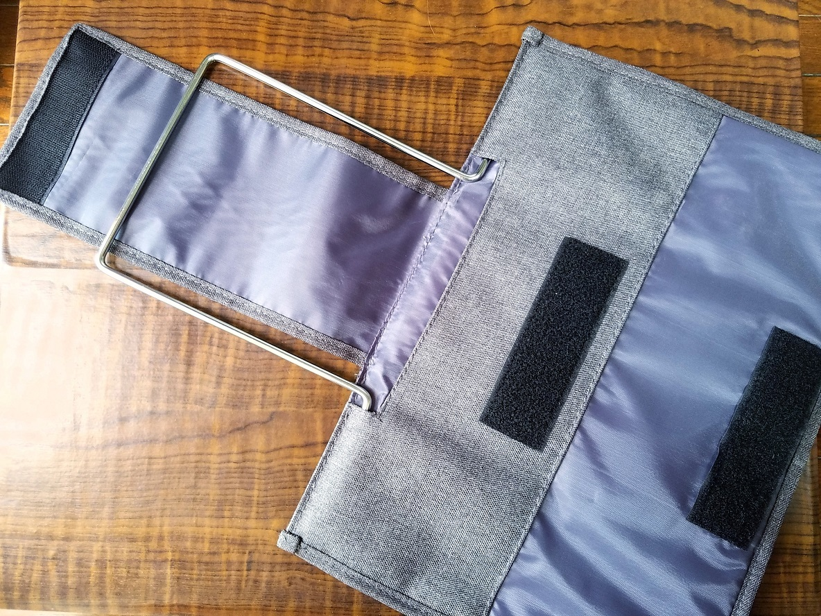 ニトリ 収納 2way サイドポケット