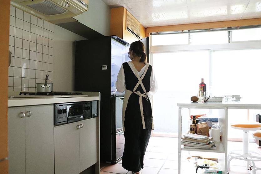 「世界のKitchenから」のキッチン