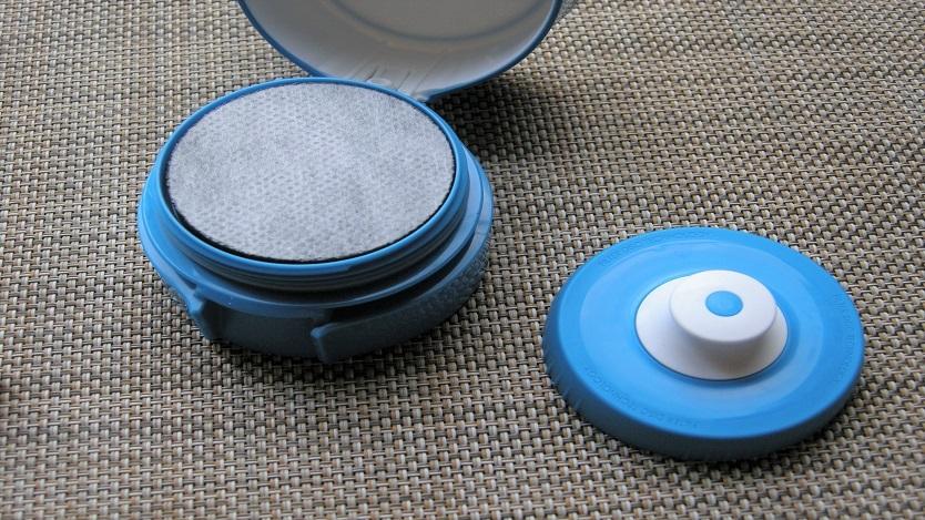 ブリタ 水筒 直飲み 600ml 携帯用 浄水器 ボトル カートリッジ 1個付き フィル&ゴー