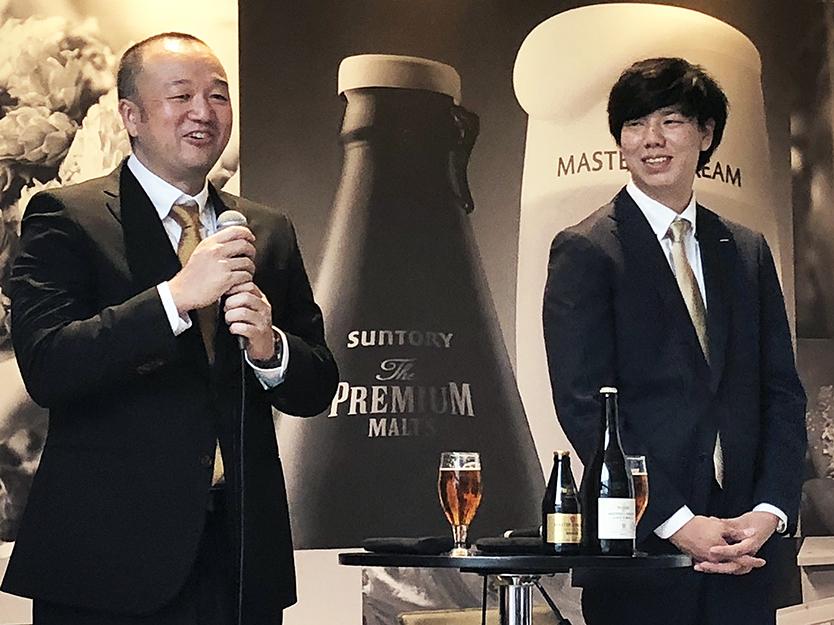 〜ザ・プレミアム・モルツ〜 マスターズドリーム〈山崎原酒樽熟成〉