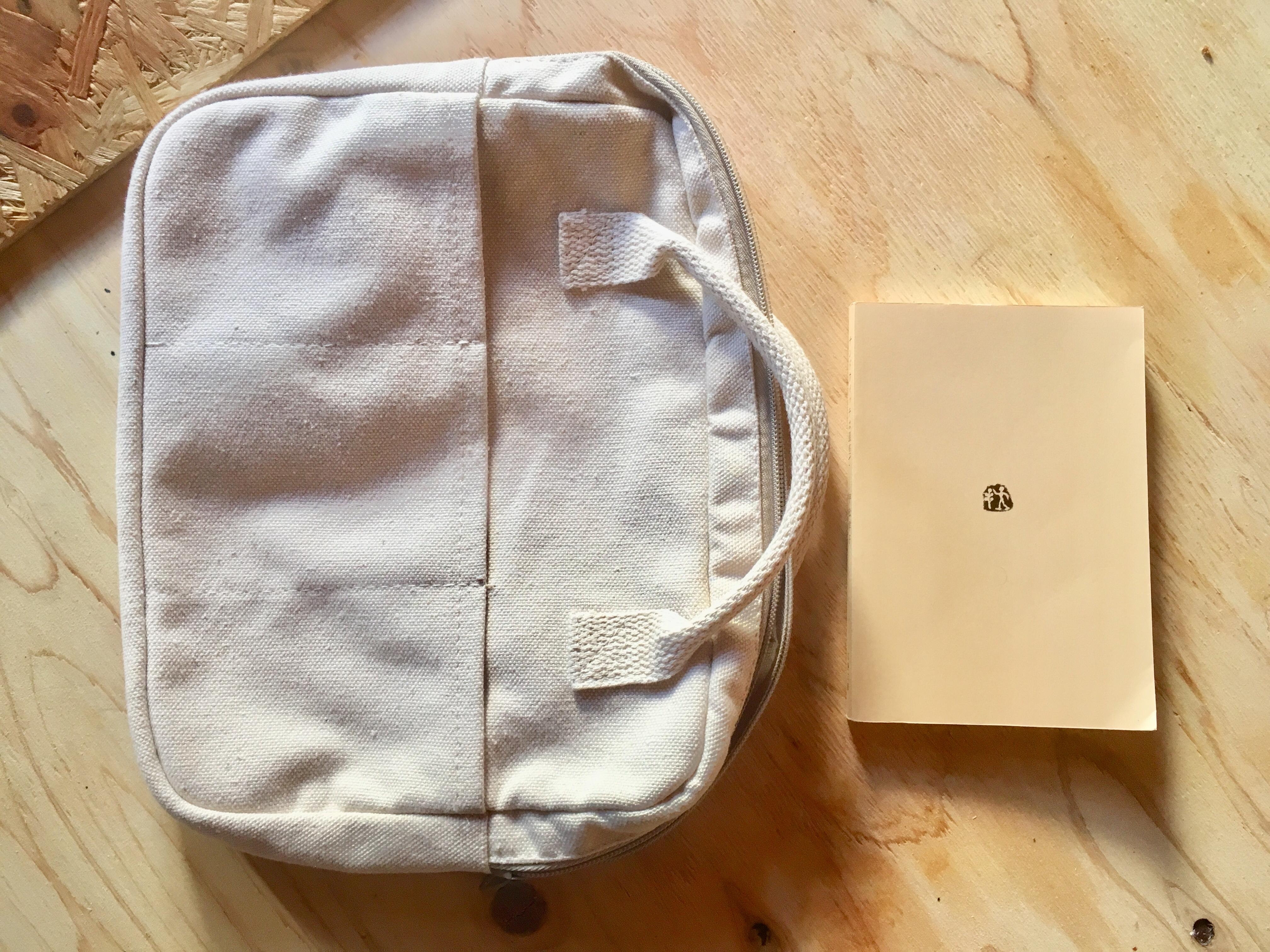 02d72a40f076 コンパクトでかわいい~. ニトリから発売されたバッグインバッグ「マルチポケット ミニバック」はとっても ...