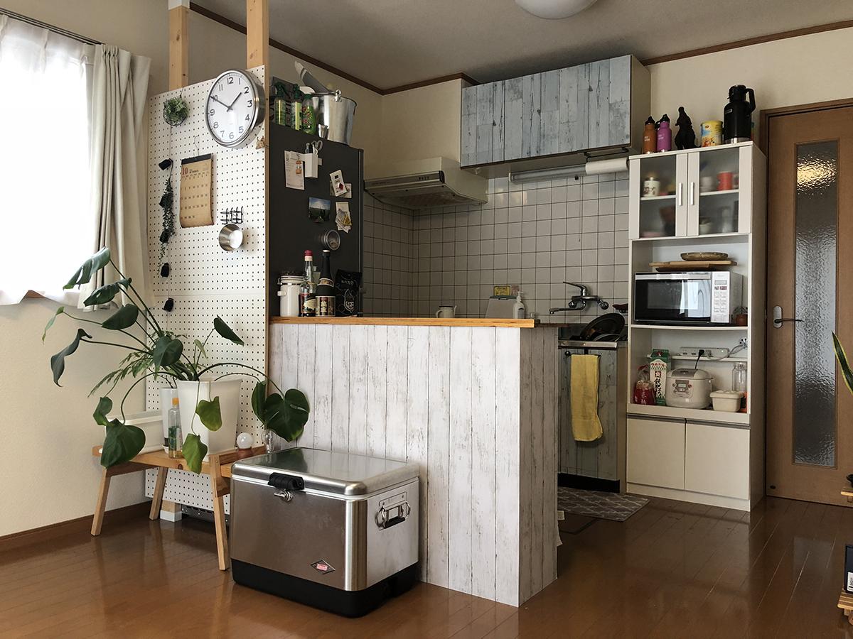 生活感を出さない、スッキリ&統一感のある「キッチン」|わたしの部屋