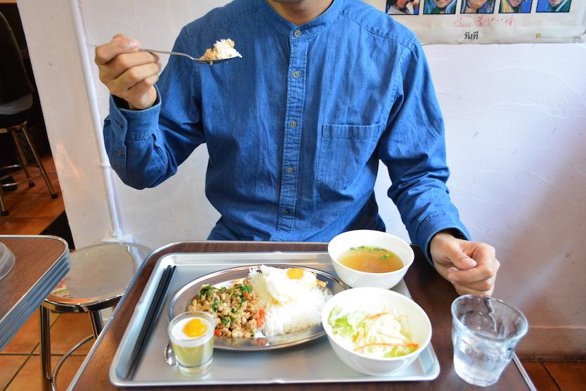 渋谷には、胃腸を焼かれる喜びがある|編集長の渋谷ランチ
