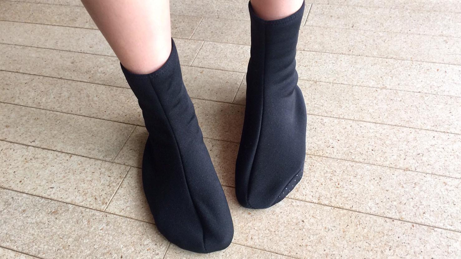 一度履いたらもう脱げない!韓国のあったか〜い「魔法足袋」が話題らしいよ〜|マイ定番スタイル