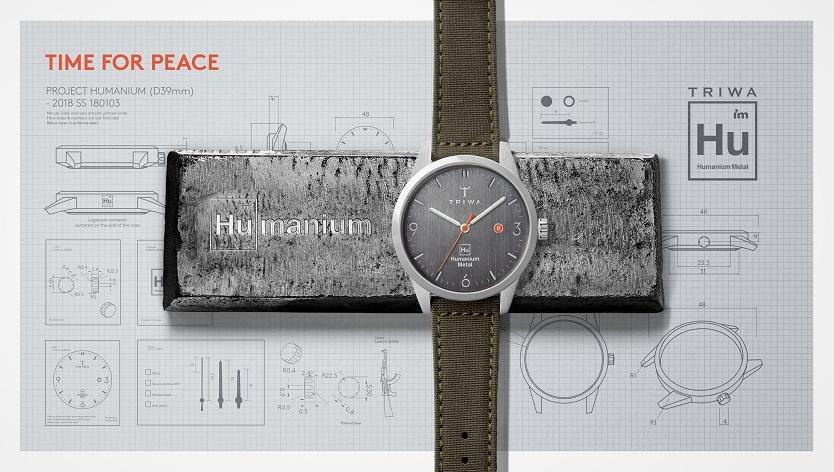 info for c7fac dcbc0 made of 銃!? この腕時計のケース、銃器から作られているって ...
