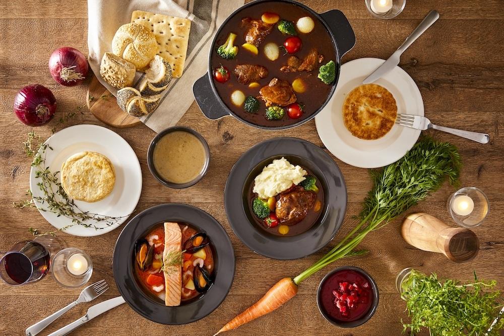 イケアレストランの今度のフェアは、身も心もあたたまる!本気の北欧のスープ料理、どんな味なんだ〜