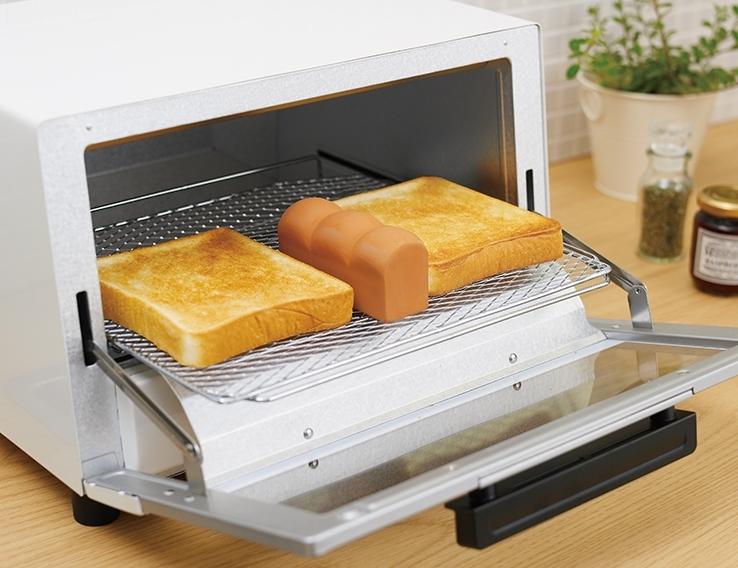 おうちのトースターでサクッ!ふわっ!なトーストを作れちゃうアイテム、画期的すぎるよ〜!