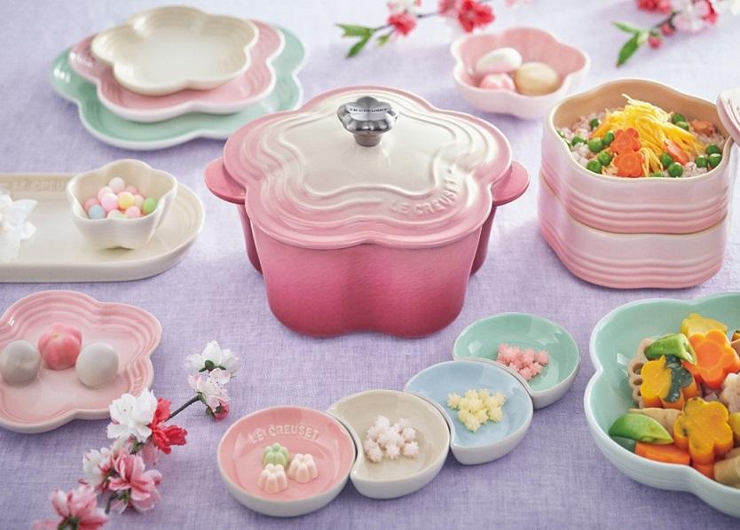 なんだこの凄まじいデザインの鍋たちは…! え?これル・クルーゼの新作なの…?