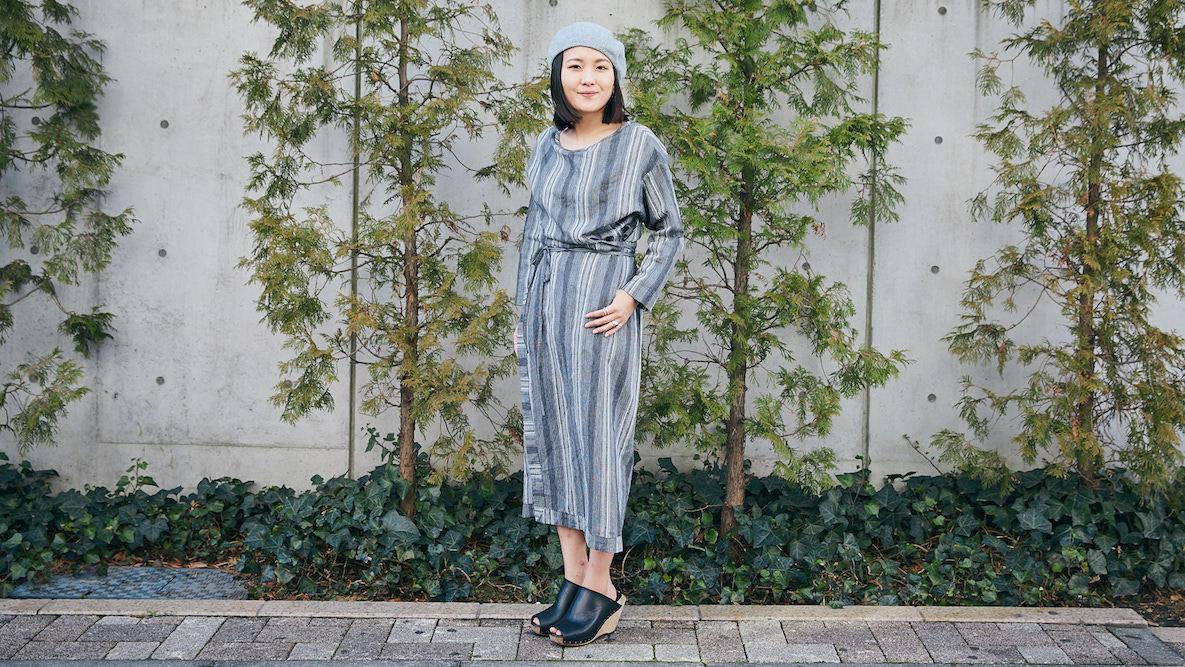 スノーピークが和紙でワンピースを作ったって!? 汗かく春夏にピッタリの一着だったんだなコレが…   ROOMIE(ルーミー)
