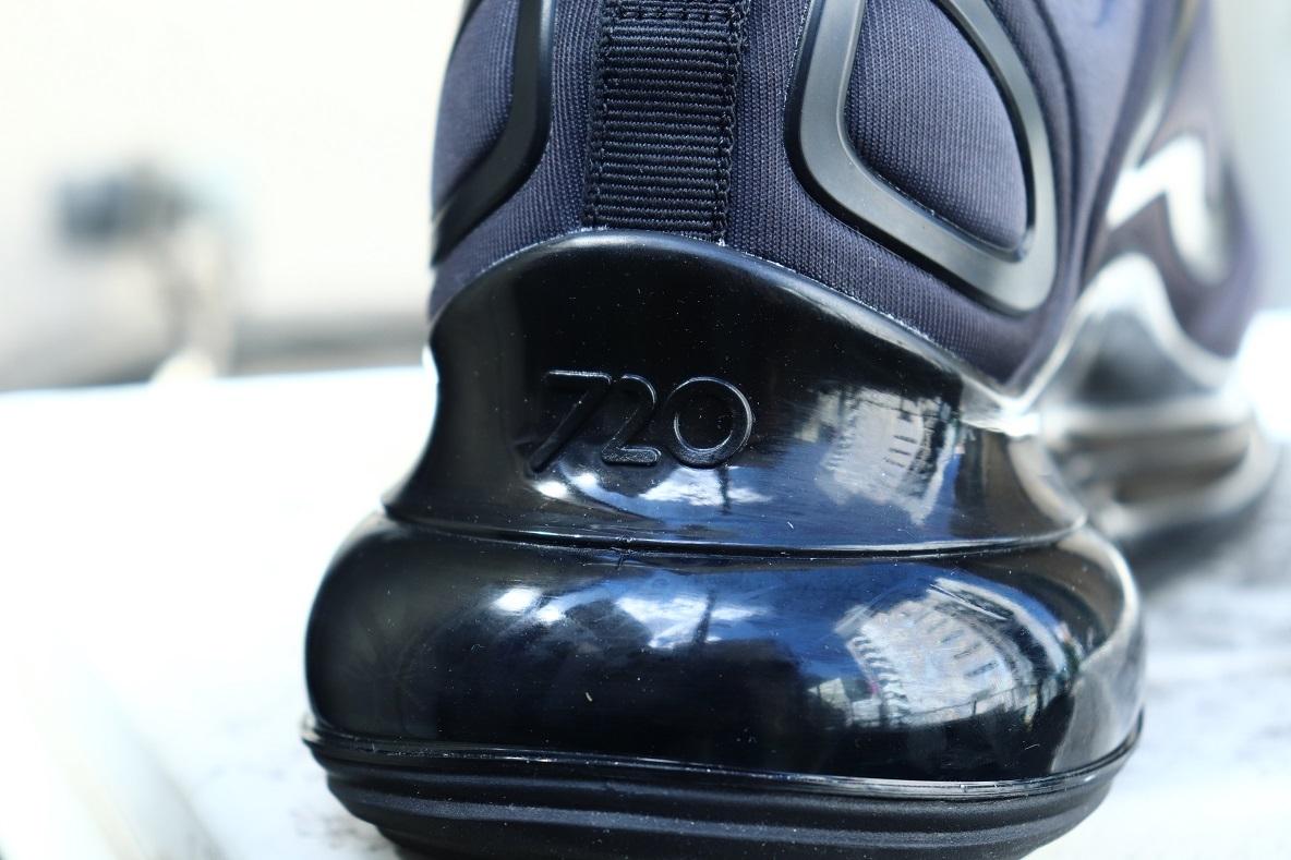 Nike Air Max 720の履き心地が悪魔的な件! このクッション性は