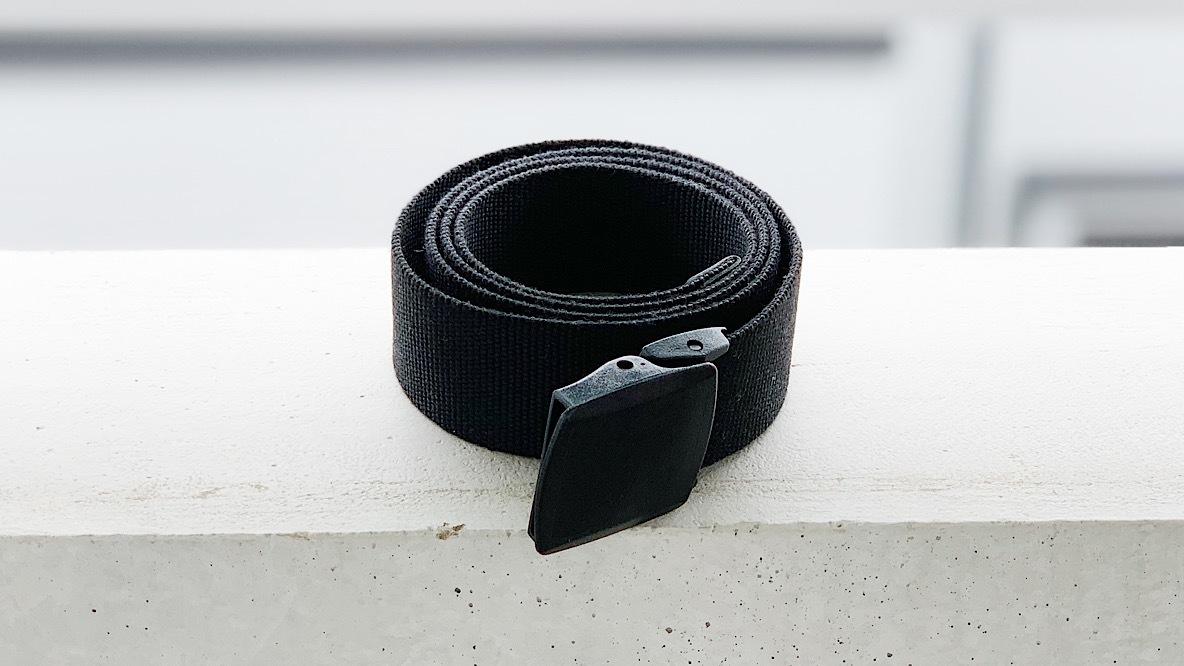 無印良品のテープベルトは細部にこだわりが詰まってる…! 春夏コーデで大活躍の予感だね〜│マイ定番スタイル