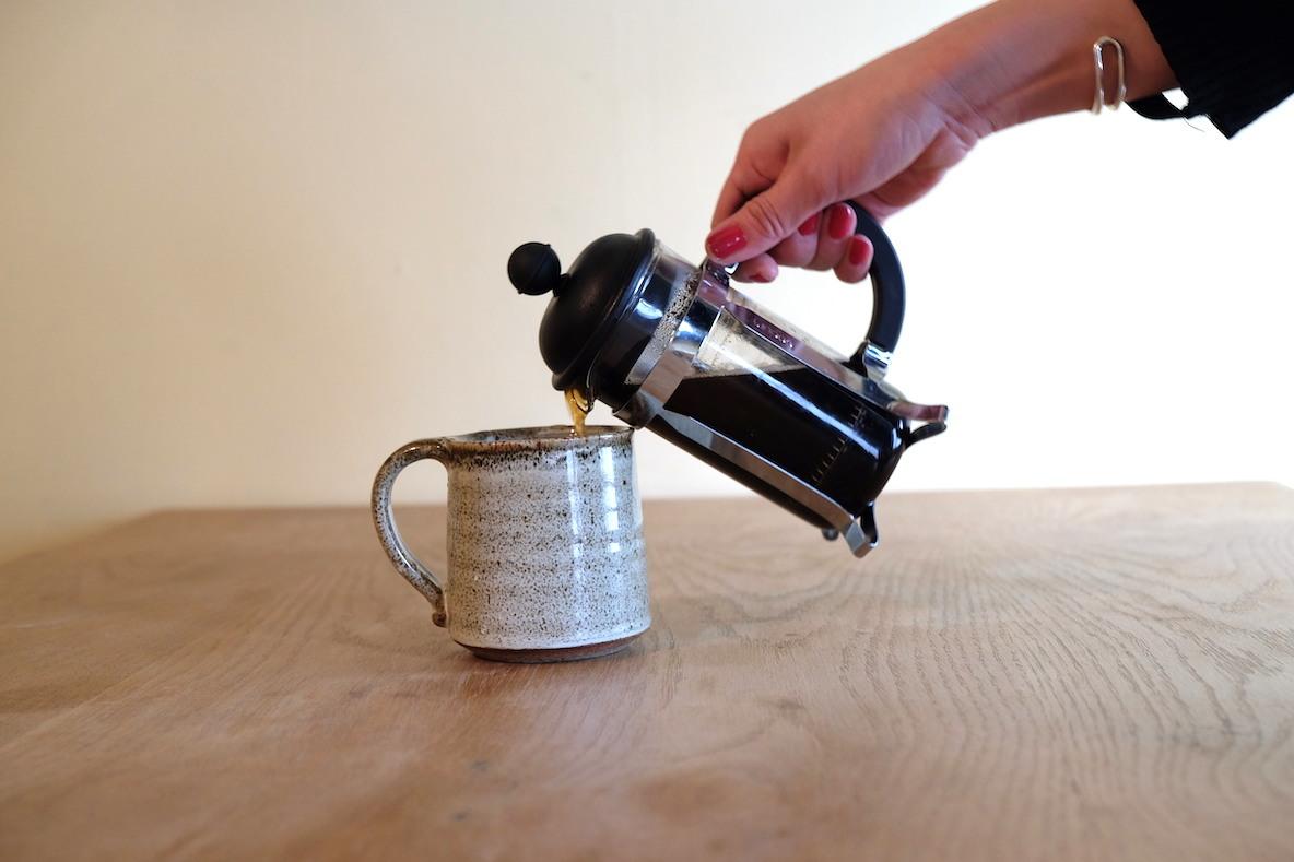 「4分待つだけ」で忙しい朝も手軽においしいコーヒーが飲めちゃうのよ マイ定番スタイル