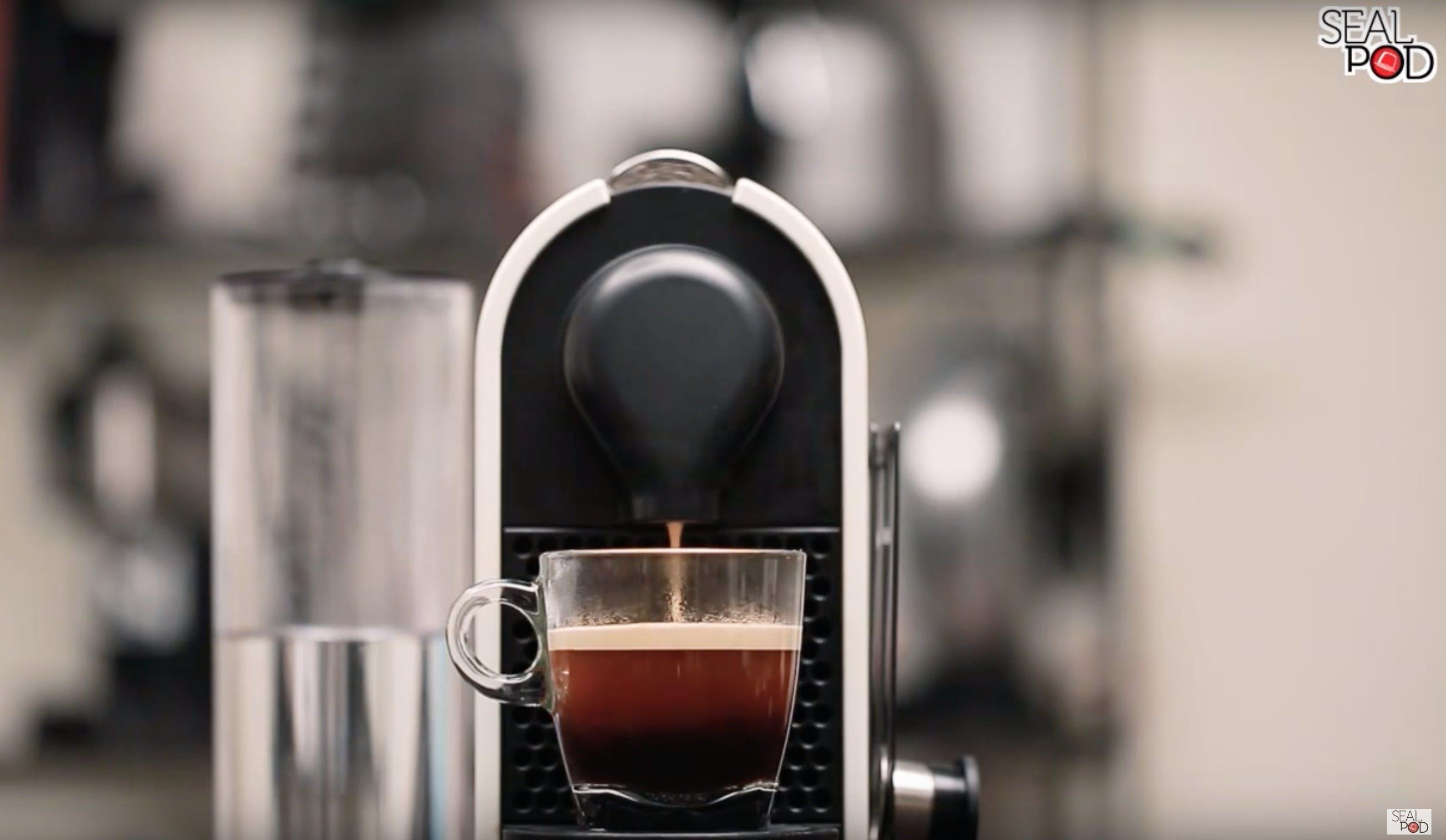 ネスプレッソを万能コーヒーマシンにできるツール。紅茶も淹れられるって、これはズルいよ…