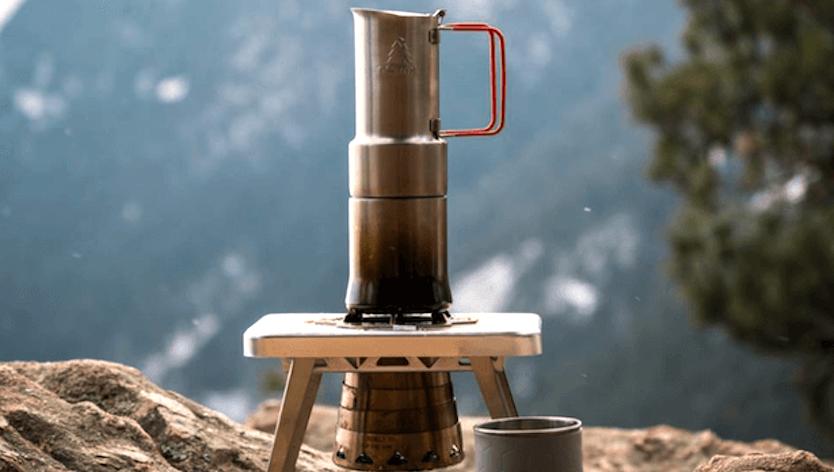 もしかして、山×コーヒーの最適解ってこれなのか…?