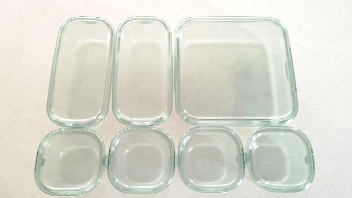 容器 保存 イワキ ガラス 耐熱