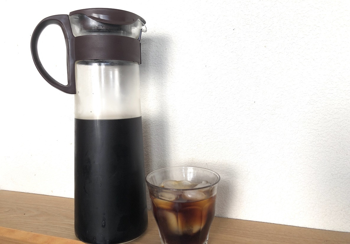 出し コーヒー 水