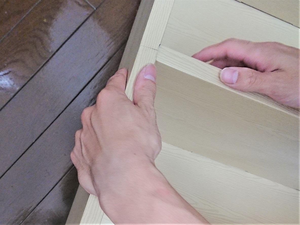 ダンボールでできた家具は軽くて頑丈! これは引っ越しの時にもラクになるな〜 | マイ定番スタイル