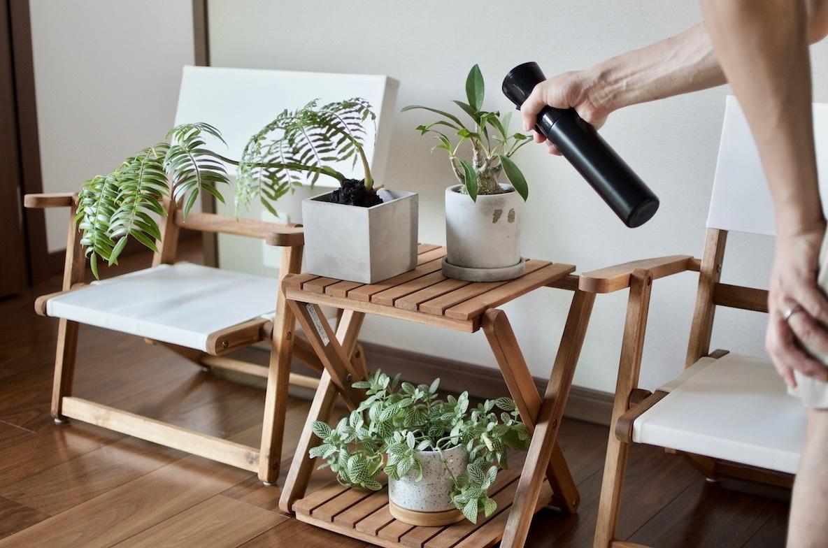 ニトリ アウトドア テーブル